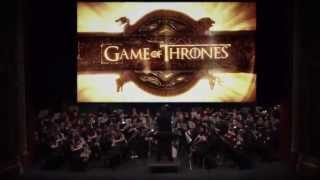 Game of Thrones - Original Soundtrack BSO | LIVE