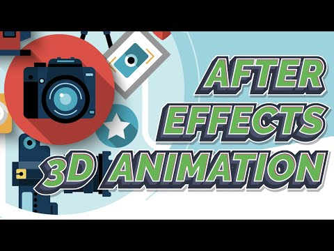 After Effects 2021 Tutorial 8