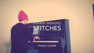 Shawn Mendes - Stitches (Piano Cover + Sheets)