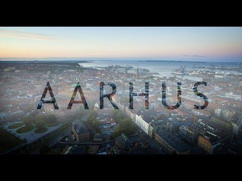 Aarhus på ett minutt – kultur, moderne kunst og dansk livsglede