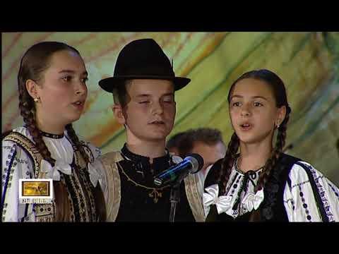 Leontina Fărcaş şi Grupul Muguri de Tezaur - Dragu' mi-i câmpul cu flori