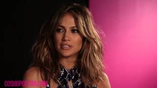 Jennifer Lopez October 2013 Cosmo Cover Shoot