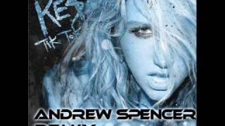 Ke$ha - Tik Tok (Andrew Spencer Remix) - LIVE