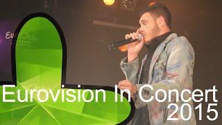 Eurovision in Concert 2015: Nadav Guedj - Golden Boy (Israel) LIVE