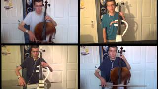 The Killers - Somebody Told Me - Cello Cover