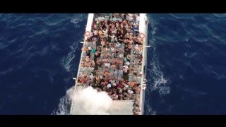 IBIZA Cream Official Boat Party 2016