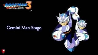 Mega man 3 : Gemini Man Remix