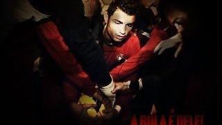 SpeedArt #2 - Cristiano Ronaldo - A bola é dele!