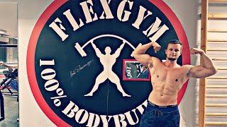 Bodybuilding MOTIVATION im Flex Gym in Budapest