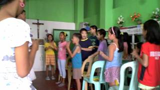GK Villa Paraiso Catechesis with Kuya Smile (17 Sept 2011)