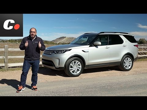 Land Rover Discovery 2017 SUV | Primera prueba / Test / Review en español | Contacto | Coches.net