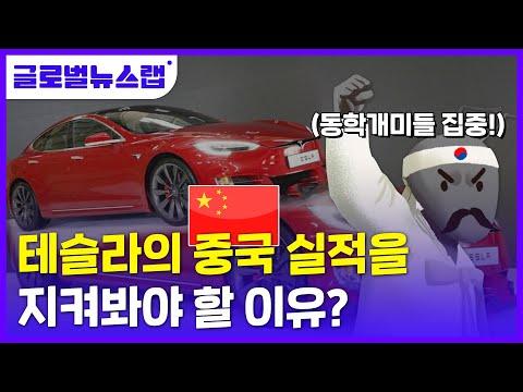 [글로벌뉴스랩] 중국 잡아야 테슬라 산다? 2021 주가 향방