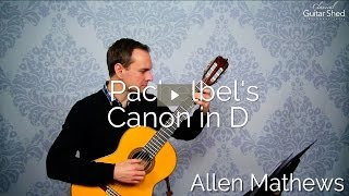 Pachelbel's Canon in D (full course)