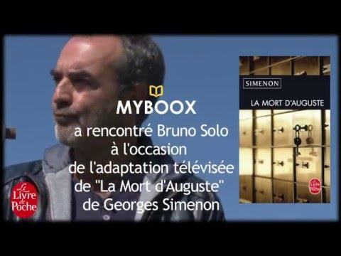 Vid�o de Georges Simenon