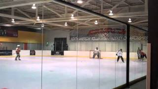 Crying Baby Puncher Hockey