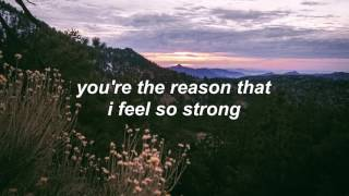 mess is mine - vance joy // lyrics