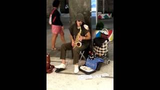 Saxofonistas pelo mundo