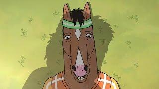 """BoJack Horseman - """"It gets easier"""" (Season 2 Ending)"""