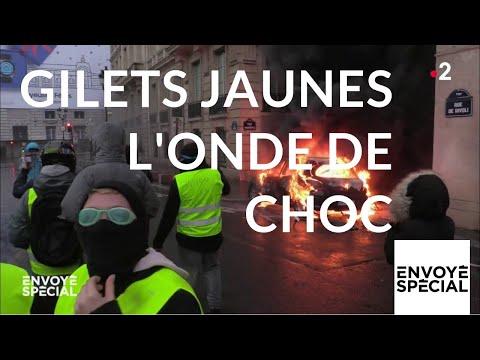 Envoyé spécial. Gilets jaunes, l'onde de choc - 6 décembre 2018 (France 2) Nouvel Ordre Mondial, Nouvel Ordre Mondial Actualit�, Nouvel Ordre Mondial illuminati