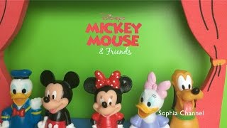 Mickey Mouse & Friends Finger Family Nursery Rhymes For Children
