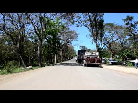 Rickshaw Across the Costa Rica/Nicaragua Border Part 2