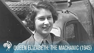 The Queen as a Mechanic (1945) [Full Resolution]