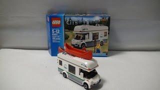 Lego Review: Lego City Camper Van 60057