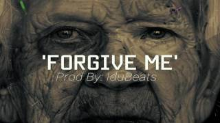 """forgive me"" - Inspiring Sad Trap Beat Instrumental  (Prod By IduBeats)"
