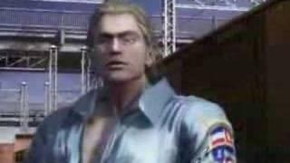 Tekken 5 Opening Sparking