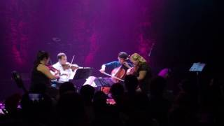 I Burn (RWBY) - Videri String Quartet Live @ Austin City Limits, RTX 2016