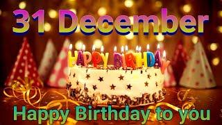 Special 31 December Birthday status