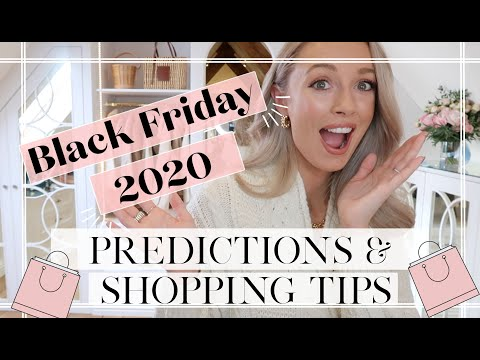 BLACK FRIDAY 2020 PREDICTIONS & SHOPPING TIPS + $5000 GIVEAWAY!!!  // Fashion Mumblr