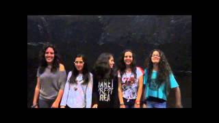 Royals - Lorde (troublemakers cover) - Bloopers