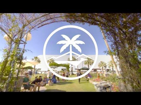 Coachella VR 360 – Festival Foods with Francesca