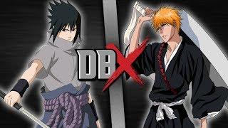 Sasuke VS Ichigo   DBX