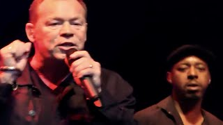UB40 with Ali,Astro & Mickey-Stick By Me (Live ind