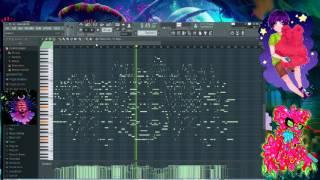 [MIDI Picture]  Shpongle Mask