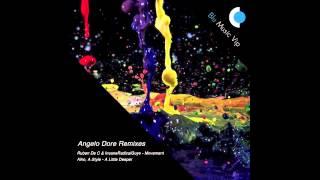 Angelo Dore - The Remixes Ep