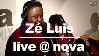 Zé Luis - Ku Nha Kin Bem • Live @ Nova