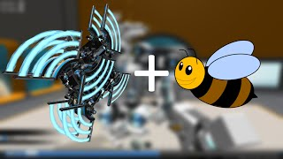 Sick Robocraft Tutorial - How To Bee-come Meta