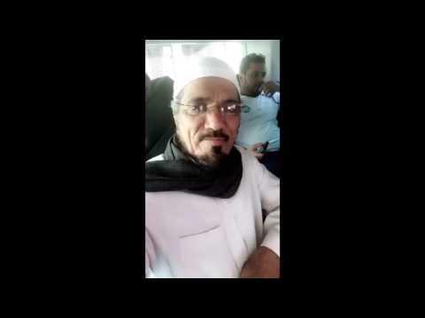 زيارة سلمان العودة لأسرة ولي صالح بألبانيا