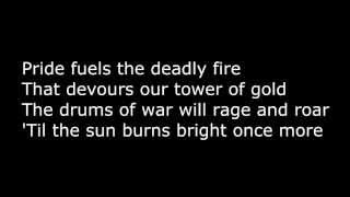 Malukah - Beauty of Dawn - Lyrics