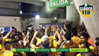 Tigres | La fiesta de los incomparables en el BBVA por  el empate | ONCE Diario