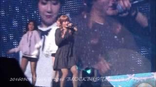 20160509 Block.B 2016 BLOCKBUSTER IN JAPAN 보통연애 박경&재효