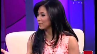 Aurel Rassya at Rumpi TransTV 05/01/2015 Part 2