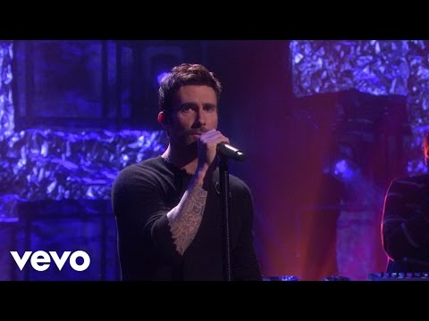 Maroon 5 - Don't Wanna Know LIVE