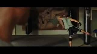 Cam Gigandet Workout | Never Back Down Training