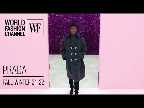 Prada fall-winter 21-22 I Menswear collection