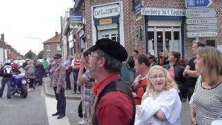 Fête à raoul 2011 à Godewaersvelde - Fanfare - Quand la mer monte