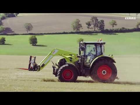 Nedräkning till nyöppning av CLAAS traktorfabrik i Le Mans 6/12